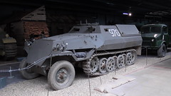 IWM Duxford Land Warfare: Sd.Kfz. 251 (The War Years) Tags: sdkfz251 ww2 halftrack german army
