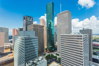 Downtown Houston Rooftop