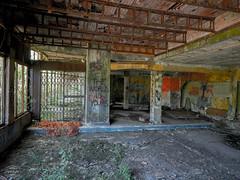E-M1MarkII-13. Juli 2017-15-34-09 (spline_splinson) Tags: consonno graffiti graffitiart graffity italien italy lostplace losttown ruin ruinen ruins lombardia it