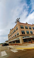 The Chickasha Hotel.. (lillypotpie) Tags: chickasha oklahoma hotels buildings