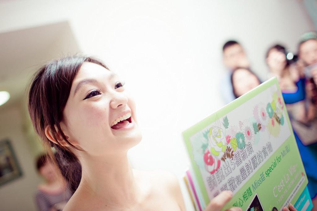 任廷&姿妤、婚禮0110