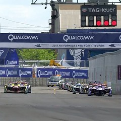 If you are not watching & following Formula E you don't know what fun you are missing!! #Repost @fiaformulae ・・・ Slicing and dicing through Brooklyn 🗽 - Check out the best on boards from Saturdays @Qualcomm #NYCePrix #FormulaE #Overtakes (JenniferRay.com) Tags: instagram carbon fiber jewelry exclusive jrj jennifer ray paracord custom