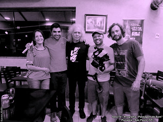 Lena Lima, Igor Delion, Tony Babalu, Aldo Ribeiro, Robson Alves - Programa Passagem de Som (SescTV)