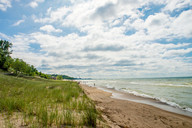 Indiana Dunes State Park - July 24, 2017