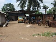 Along Owerri-Ahoada Road A2 - Elele 20170717-03 (Delondiny) Tags: a2 elele nigerdelta nigeria owerriahoadaroad riversstate