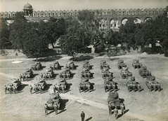 Delhi 20 (photospencer) Tags: india delhi britisharmy 1938 redfort 6thlighttankcompany