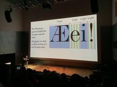 Æei! (frankrolf) Tags: 2014 atypi atypi2014 barcelona dhub museudeldisseny monotype unitsystem