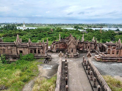samut prakan - ancient city