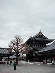 K y o t o 京都 (garygaldamez) Tags: japan japón travel travellers wanderlust iphone 5s photography streetphotography 日本 旅行 歩く kyoto temple