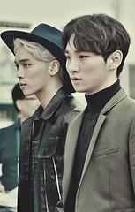 Jonghyun & Key (SHINee) (Snob_Mushroom) Tags: shinee kpop korean man jonghyun 종현 kim jong hyun 김종현 key 키 ki bum 김기범