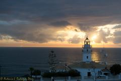 _DSC0331 (Antonio J. Rodríguez Pérez) Tags: amanecer aurora mar sol faro