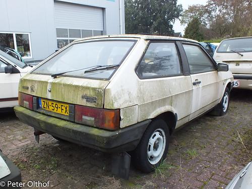 1990 Lada Samara 1100 (VAZ 2108 Лада Самара / ВАЗ 2108) ©  peterolthof