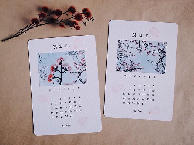 三月-櫻花