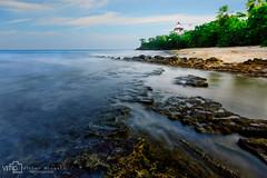 _DSF3186-Edit.jpg (vmppedrogo) Tags: lighthouse day outdoor landscape horizontal longexposure silhouette aguada rincón puertorico pr