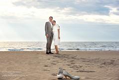 Judith en Erik - Wij hebben drie trouwringen