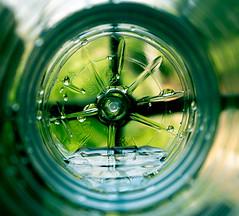Look it through Green Color Water Drops Splashing Droplet Bottle EyeEm Selects Drops💧 (fabiola_justo) Tags: greencolor water drops splashingdroplet bottle eyeemselects drops💧