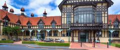 Rotorua Museum (vicmarnz) Tags: rotorua museum building tudor newzealand hdr