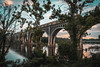 (adamwilliams4405) Tags: richmond rva richmondva river railroad urban bridges trainbridge train architecture virginia visitrichmond visitvirginia photography explore moody canon sunset sunsets