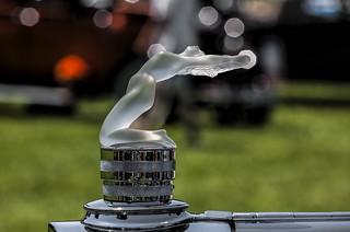 Rene Lalique - 1937 Rolls-Royce Phantom IIi Hood Ornament