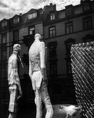 (Dmitry Edzo) Tags: bnw frankfurt frankfurtsachsenhausen