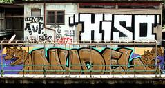 graffiti and streetart in bangkok (wojofoto) Tags: graffiti streetart bangkok thailand wojofoto wolfgangjosten nudel hiso