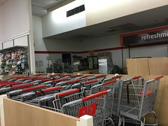 IMG_3192 (Maniac4Bricks) Tags: abandoned store tour kmart kbtoys sears shop your way new jersey west orange caldwell mall essex