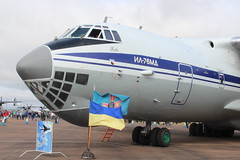 RIATStatic2017-217 (mcaviationphoto) Tags: royalinternationalairtattoo raffairford riat ur78820 0093496907 jet transport militaryjet militarytransport militarytransportjet strategicairlift ilyushinil76'candid' candid ilyushinil76md'candid' ilyushinil76 ilyushinil76md armedforcesofukraine zsu ukrainianairforce ukraine airforcecommandukraine 25thtransportaviationbrigadeukraine melitopolairbase ilyushin ilyushinaviationcomplex