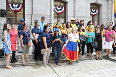 2017 Colombia Flag Raising-005 (Philly_CityRep) Tags: cityofphiladelphia colombia flag raising