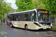 Stagecoach South East 37418 YX65PYS (Will Swain) Tags: winchester 13th may 2017 bus buses transport travel uk britain vehicle vehicles county country england english hampshire town centre kings stagecoach south east 37418 yx65pys
