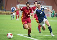 17270642 (roel.ubels) Tags: voetbal vrouwenvoetbal soccer deventer sport topsport 2017 spanje spain espagne schotland scotland ek europese kampioenschappen european worldchampionships