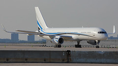 N801DM   Boeing 757-256/W   MLW Aviation LLC (cv880m) Tags: newyork jfk kjfk kennedy aviation airliner airline aircraft jetliner airplane n801dm boeing 757 752 757200 757256 winglet mlw mlwaviation sports charter oaklandathletics baseball mlb