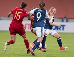 47270506 (roel.ubels) Tags: voetbal vrouwenvoetbal soccer deventer sport topsport 2017 spanje spain espagne schotland scotland ek europese kampioenschappen european worldchampionships