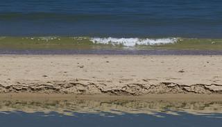 Sandbar Reflections 4