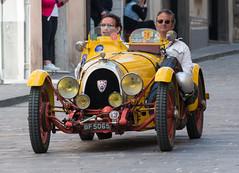 Mille Miglia, Gubbio 2017 (MikePScott) Tags: 527monza bnc camera car events gubbio italia italy millemiglia nikon28300mmf3556 nikond600 transport umbria