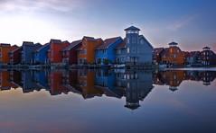 bunte Häuser in Groningen (explore # 07) (rafischatz... www.rafischatz-photography.de) Tags: