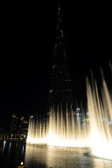 BURJ KHALIFA (dale hartrick) Tags: burjkhalifa worldstallestbuilding cityscape skyline skyscraper watershow dubai dubaiskyline
