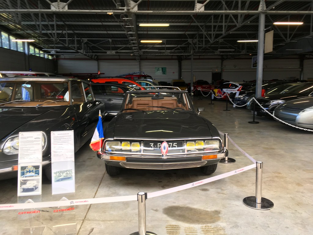The World's Best Photos of citroen and sm Flickr Hive Mind # Renault Aulnay Sous Bois