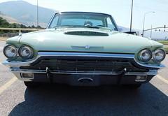 1965 Tbird green=3 (THE HALENIZER) Tags: 1965 tbird