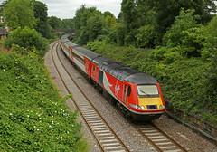 Tewit Well, Harrogate (DieselDude321) Tags: 43239 43206 class 43 hst vtec virgin east coast trains 1a15 0734 harrogate well london kings cross tewit