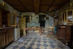 maison (Captured Entropy) Tags: lostplace abandoned derelict decay maison urbex urbanexploring