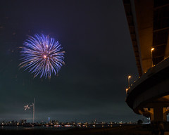 2017 Fireworks (shinichiro*) Tags: 江戸川区 東京都 日本 jp 20170801ds46320 2017 crazyshin nikond4s afsnikkor2470mmf28ged august summer 江東区花火大会 tokyo japan fireworks 36146082662 candidate