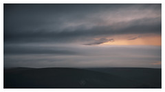 Another World (picturedevon.co.uk) Tags: dartmoor nationalpark devon england uk countryside outdoors wild weather storm clouds sunset sky landscape minimal dark colour color moody orange black canon nisi wwwpicturedevoncouk photography