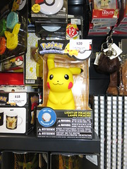 Light-Up Pikachu (RS 1990) Tags: adelaide southaustralia thursday 27th july 2017 pokemon lightup pikachu thinkgeek zing ebgames