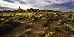 Desert (Vasil1978) Tags: desert nature landscape utah usa rocks sandstone sand sunset sky skyline summer panorama