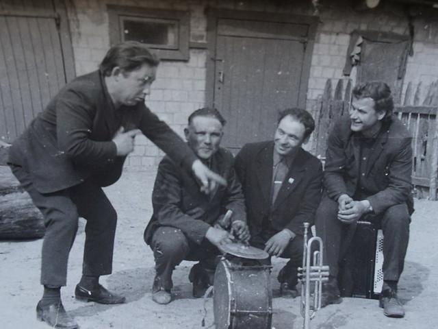 """Фота з суполкі """"Беларускія народныя танцы"""""""