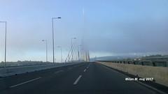 Magla na reci Savi, Most na Adi, Beograd (Milan Milan Milan) Tags: magla fog jutro dobro beograd serbia srbija belgrade most na adi mostnaadi bridge adabridge maj2017 may2017 мостнаади мост на ади магла јутро добројутро јутарња мај2017 2017 morning