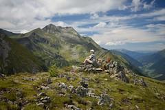 Perfect day in the Austrian Alps (www.textbox.at) Tags: berg alpen wandern sölkpass niederetauern sommer österreich steiermark range mountains landschaft grün