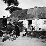 Digital Pencil Drawing of a Cottage in Mullingar, Ireland by Charles W. Bailey, Jr. thumbnail