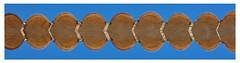 Romanes symétrie (Pi-F) Tags: tuile ronde romane provence abstrait vision composition répétition symétrie montage ciel bleu toit