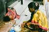(Haruna Kawanabe) Tags: india mumbai poverty film nikon travel street